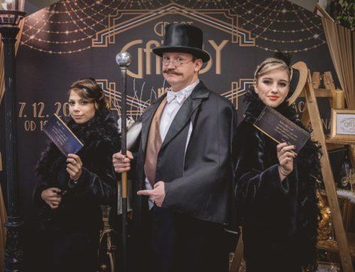 CSOB – Gatsby vstupenky