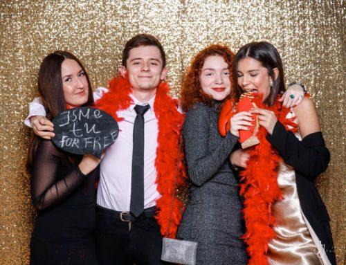 Maturitní ples EDUCA Pardubice