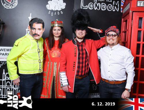 ČSOB – LIVE AID 2019