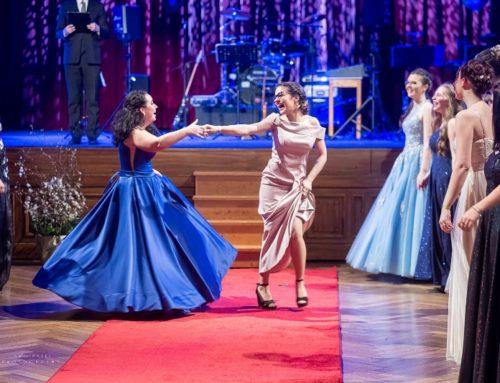 Maturitní ples Střední Školy Zahradnické a Technické Litomyšl 2020
